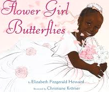 Flower Girl Butterflies 2