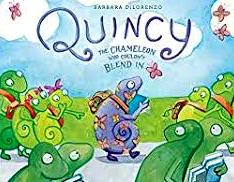 Quincy The Chameleon